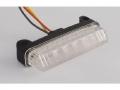 LED-Rücklicht SCHMAL klar