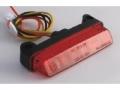 LED-Rücklicht SCHMAL rot