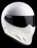 Helm BANDIT CRYSTAL weiss