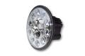 LED-Scheinwerfereinsatz, chrom
