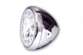 LED-Scheinwerfer RENO chrom