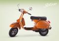 LML-Roller Vintage Orange
