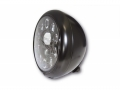 LED-Scheinwerfer HD-STYLE schwarz/schwarz