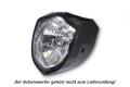 Lampenmaske zu Scheinwerfer GSF1250 Carbonlook