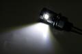LED-Nummerschild-Beleuchtung 12mm schwarz