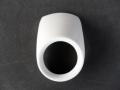 Cafe Racer Lampenmaske zu Rundscheinwerfer