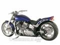 Heckfender SPOOKY XVS650