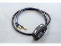 CNC-Lenkerschalter schwarz