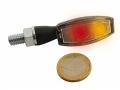 LED-Blinker & Rücklicht-Set BLAZE schwarz