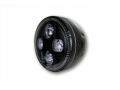 LED-Scheinwerfer ATLANTA schwarz