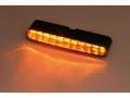 LED-Blinker STRIPE getönt