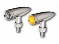 Blinker LED MONO-BULLET chrom