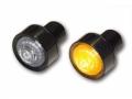 LED-Blinker MONO schwarz