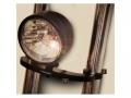 CNC Alu Lampenhalter Set BOTTOM