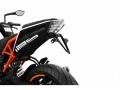 Nr-Halter KTM 125/390Duke
