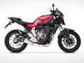Auspuff ZARD Yamaha XSR700