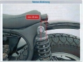 Rahmenheck-Umbau mit CH-Papiere HONDA CX500