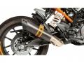 REMUS-Auspuff KTM125/390 Duke