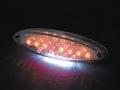 LED Mini-Rücklicht oval