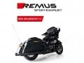 Remus Auspuff Touring 107+114 MY 2017-