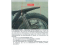 Rahmenheck-Umbau mit CH-Papiere KAWASAKI KZ & Z Modelle