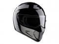 Helm BANDIT A4 schwarz-glanz
