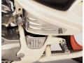 Reglerverkleidung HONDA VT600 chrom